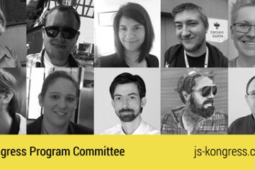 Presenting the JS Kongress program committee