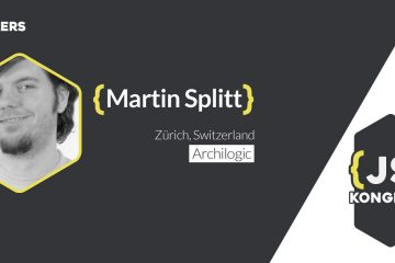 Making games with JavaScript (by Martin Splitt)