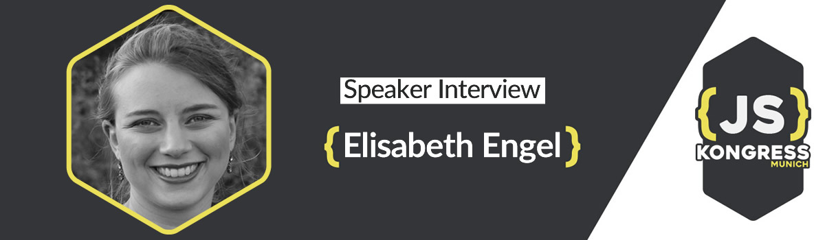"Interview with our Speaker Elisabeth Engel about his Talk ""From Scratch to Production-Ready: Creating Dashboard Visualizations"" at JS Kongress 2016"