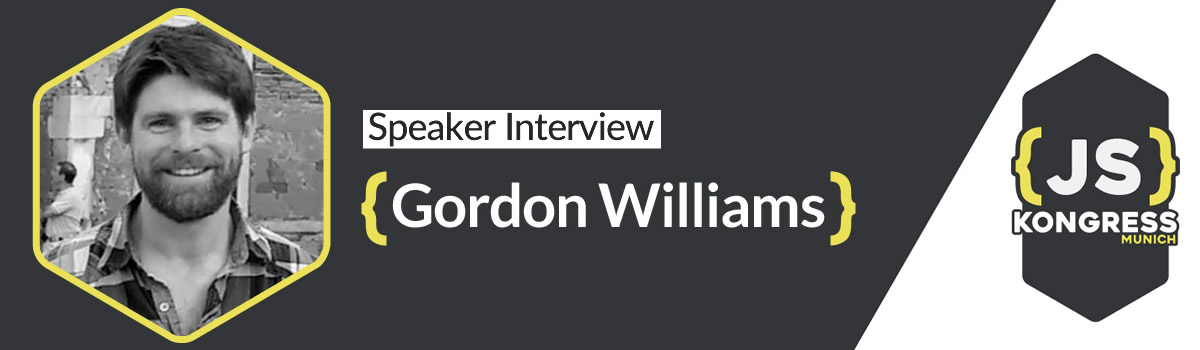 "Interview with our Speaker Gordon Williams about his Talk ""JavaScript for Microcontrollers with Espruino"" at JS Kongress 2016"