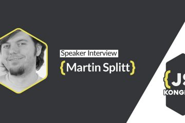 Interview with Martin Splitt