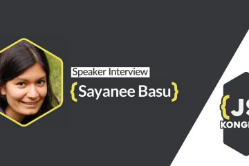 Interview with Sayanee Basu