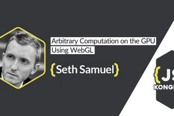 Interview with Seth Samuel